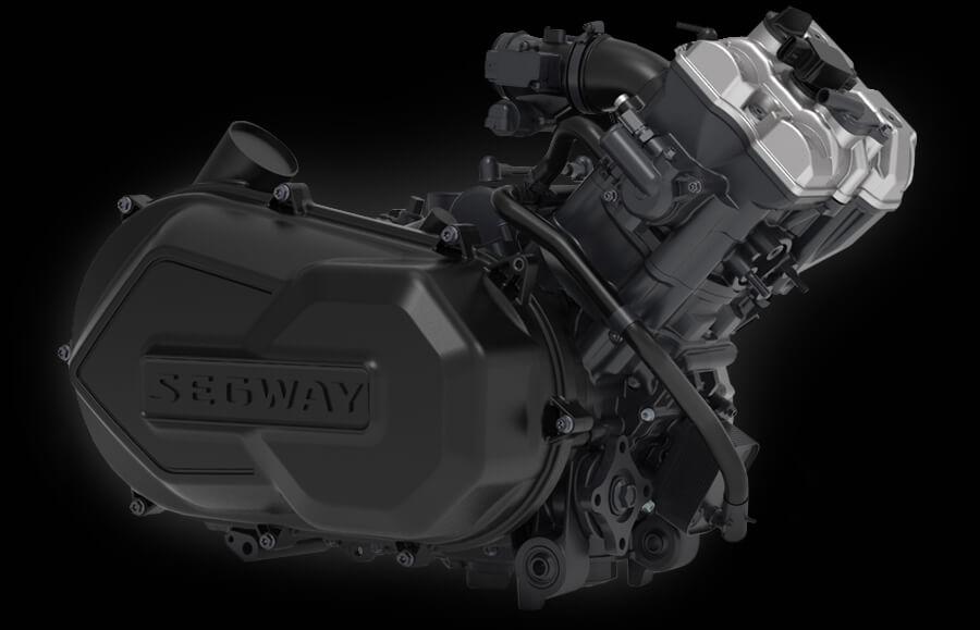 Mocny silnik DOHC
